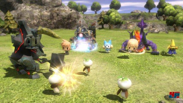 Screenshot - World of Final Fantasy (PlayStation4) 92514114