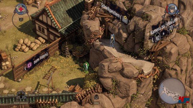 Screenshot - Shadow Tactics: Blades of the Shogun (PS4) 92550236