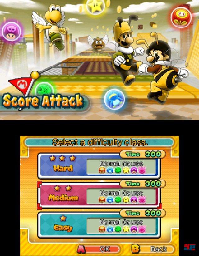 Screenshot - Puzzle & Dragons Z   Puzzle & Dragons Super Mario Bros. Edition (3DS) 92504364