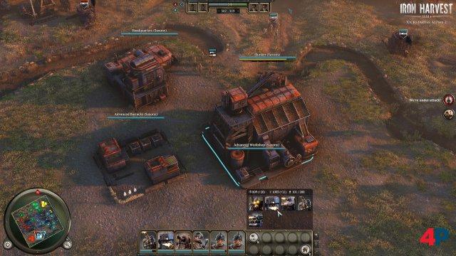 Screenshot - Iron Harvest (PC) 92594300