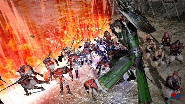Screenshot - Samurai Warriors 4 (PlayStation4) 92492914