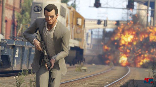 Screenshot - Grand Theft Auto 5 (PlayStation4) 92495191