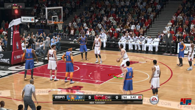Screenshot - NBA Live 15 (PlayStation4) 92493569