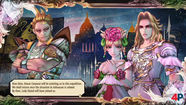 Screenshot - SaGa Scarlet Grace: Ambitions (Switch) 92602816