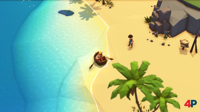 Screenshot - Stranded Sails - Explorers of the Cursed Islands (PC)