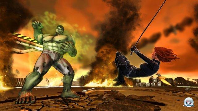Screenshot - Marvel Avengers: Kampf um die Erde (360)