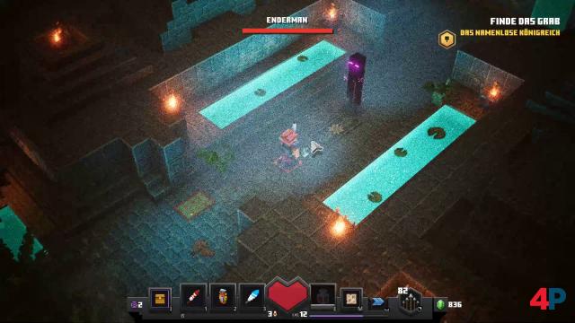Screenshot - Minecraft Dungeons (PC) 92614181