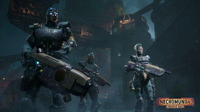 Screenshot - Necromunda: Underhive Wars (PC, PS4, One)