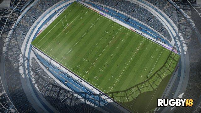 Screenshot - Rugby 18 (PC)