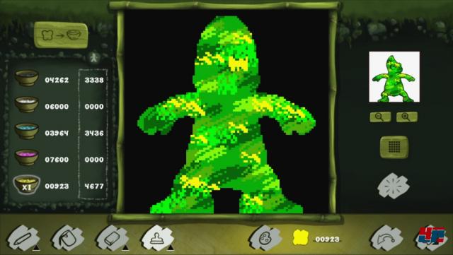 Screenshot - Canvaleon (Wii_U) 92506967