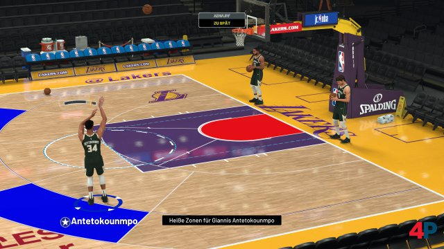 Screenshot - NBA 2K21 (PS4) 92624140
