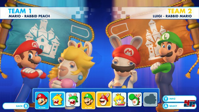Neue Helden braucht das Mushroom Kingdom!