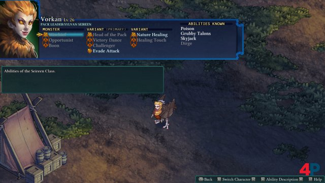 Screenshot - Fell Seal: Arbiter's Mark (PC)