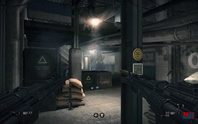 Screenshot - Wolfenstein: The New Order (PC)