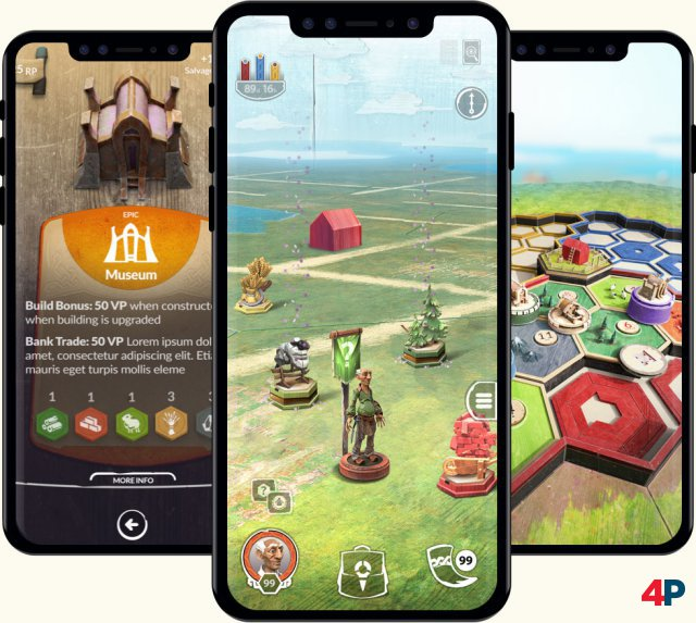 Screenshot - Catan World Explorers (Android)