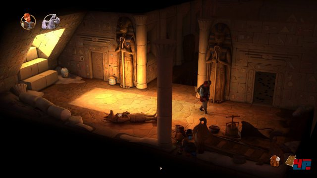 Screenshot - The Book of Unwritten Tales 2 (PC)
