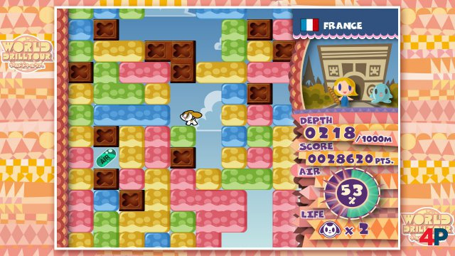 Screenshot - Mr. Driller: DrillLand (PC) 92609347