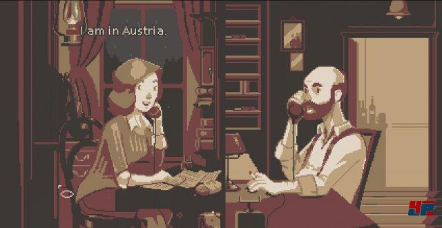 Wilma erhält einen Anruf von Tscheche Leo, der nicht viel rumgekommen ist.