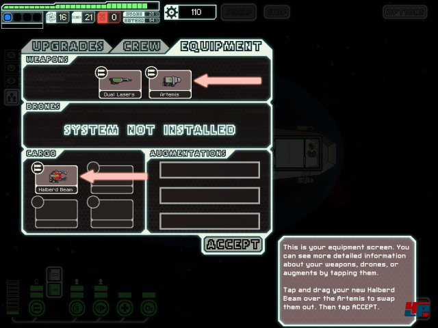 Screenshot - FTL: Faster Than Light (iPad) 92479787