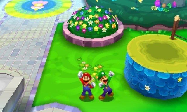 Screenshot - Mario & Luigi: Dream Team Bros. (3DS) 92462439