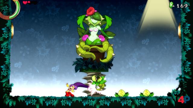 Screenshot - Shantae and the Seven Sirens (iPad)