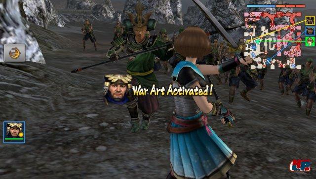 Screenshot - Samurai Warriors: Chronicles 3 (PS_Vita) 92506545