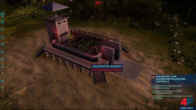 Screenshot - Jurassic World Evolution: Return to Jurassic Park (PC) 92603215