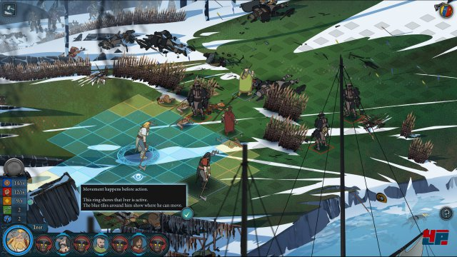 Screenshot - The Banner Saga 2 (PC) 92524959