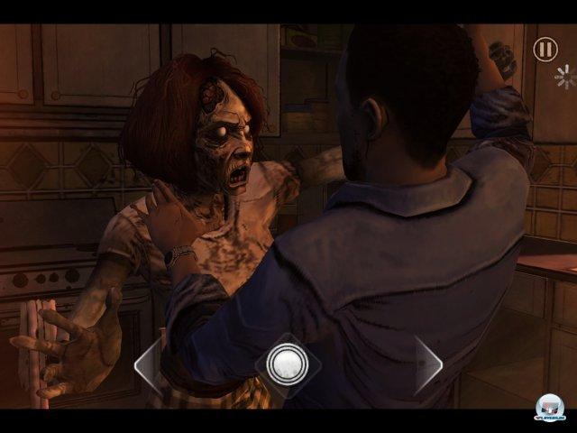 Screenshot - The Walking Dead (iPad) 2379147