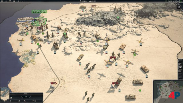 Screenshot - Panzer Corps 2 (PC) 92604473