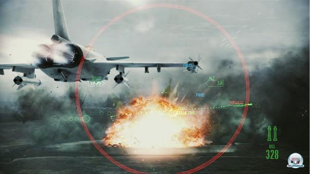 Screenshot - Ace Combat: Assault Horizon (360) 2222097