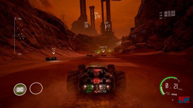 Screenshot - GRIP: Combat Racing (Switch) 92576750