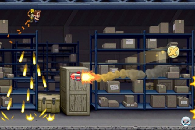 Screenshot - Jetpack Joyride (iPhone) 2259162