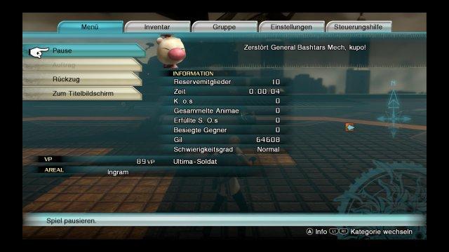 Screenshot - Final Fantasy Type-0 (PlayStation4) 92503444
