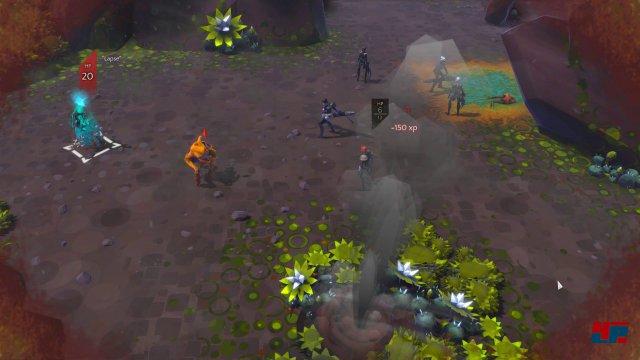 Screenshot - Massive Chalice (PC) 92497783