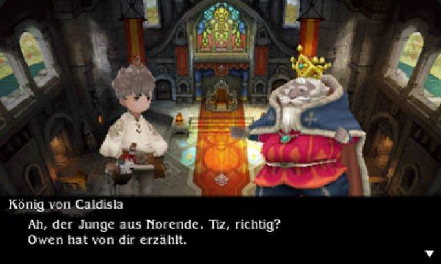 Screenshot - Bravely Default (3DS) 92473509