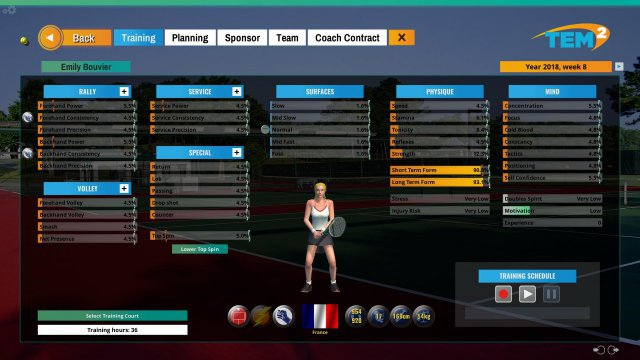 Screenshot - Tennis Elbow Manager 2 (PC) 92643103