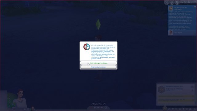 Screenshot - Die Sims 4 Star Wars: Reise nach Batuu-Gameplay-Pack (PC) 92624179