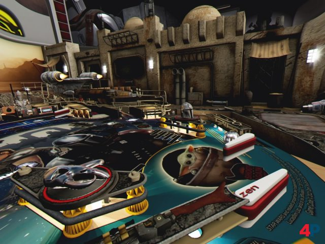 Screenshot - Star Wars Pinball VR (PlayStationVR) 92640892