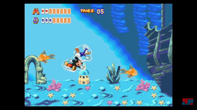 Screenshot - SEGA Mega Drive Mini (Spielkultur)
