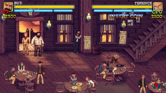 Screenshot - Bud Spencer & Terence Hill - Slaps And Beans (Linux) 92557535