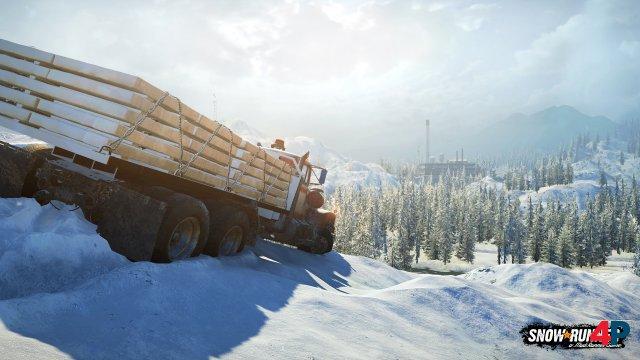 Screenshot - SnowRunner: A MudRunner Game (PC)