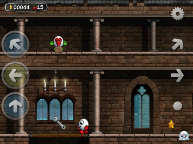 Screenshot - Dizzy: Prince of the Yolkfolk (iPhone) 2290887