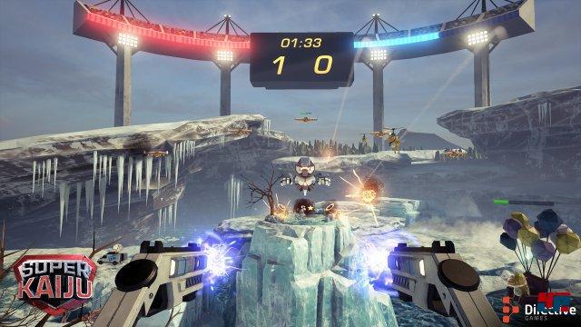 Screenshot - Super Kaiju (PC)