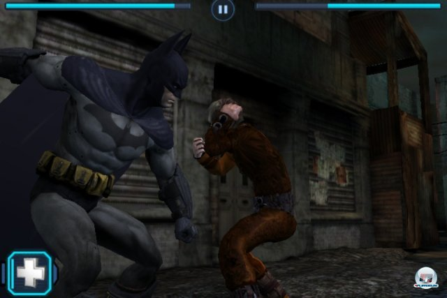 Screenshot - Batman: Arkham City Lockdown (iPhone)