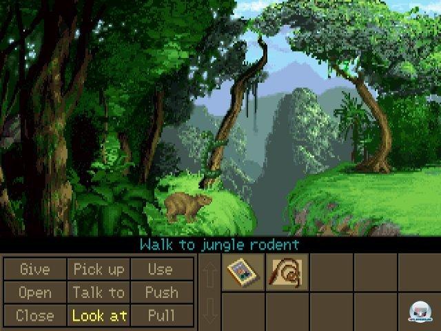Screenshot - Indiana Jones and the Fate of Atlantis (PC) 2283522
