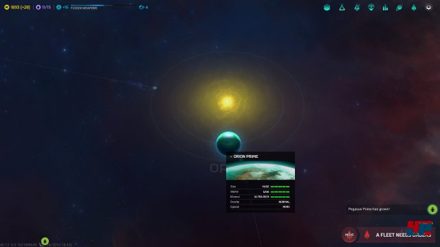 Screenshot - Master of Orion (PC) 92520964