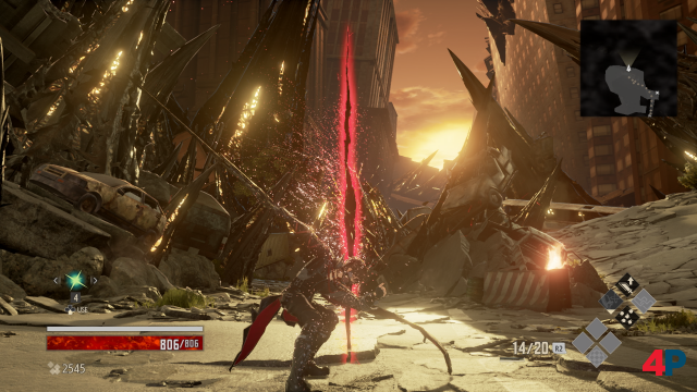 Screenshot - Code Vein (PC) 92594369