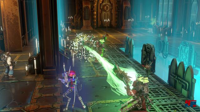 Screenshot - Warhammer 40.000: Mechanicus (Linux) 92588052