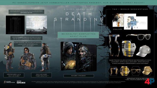 Screenshot - Death Stranding (PC)